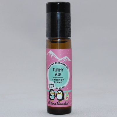 Tummy Aid Essential Oil  Blend