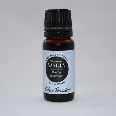 Vanilla (Oleoresin) Essential Oil