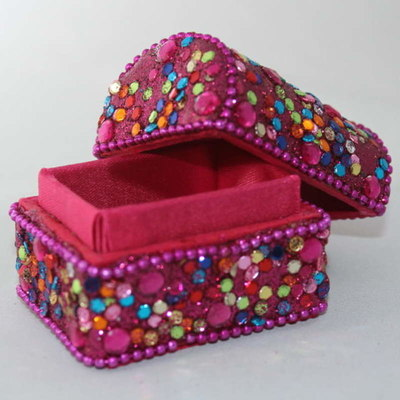 Embellished Decorative Box
