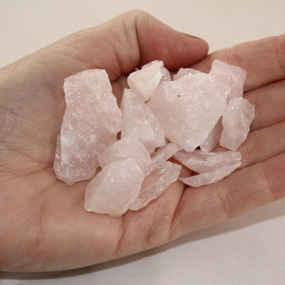 Rose Quartz Natural