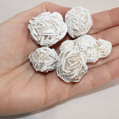 Selenite - Desert Rose Clusters
