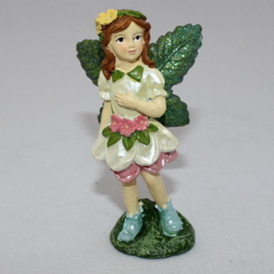 Fairy Statue - Hand on heart