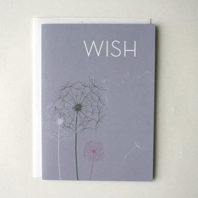 Dandelion Wish Greeting Card Kit