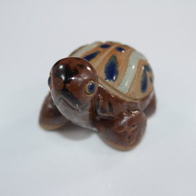 Mini Turtle Figurine