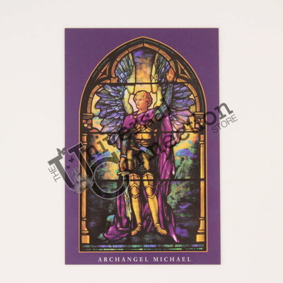 Archangel Michael Wallet Card
