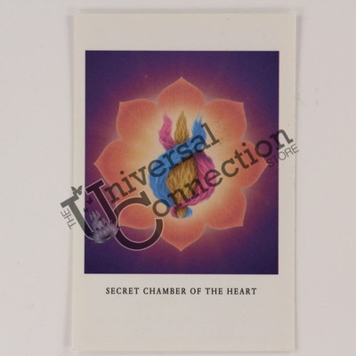 Secret Chamber of the Heart Wallet Card