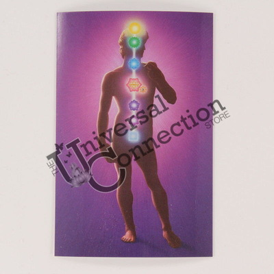 Chakras Wallet Card