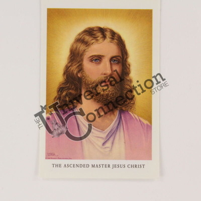Jesus Christ Wallet Card
