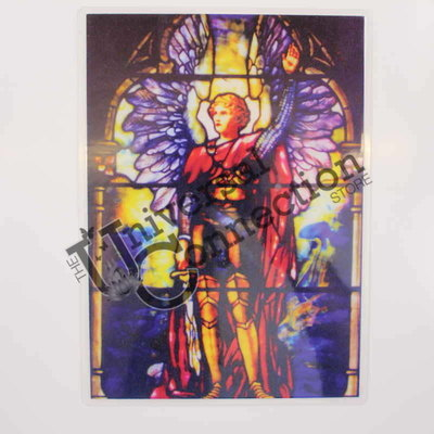 Archangel Michael Altar Card