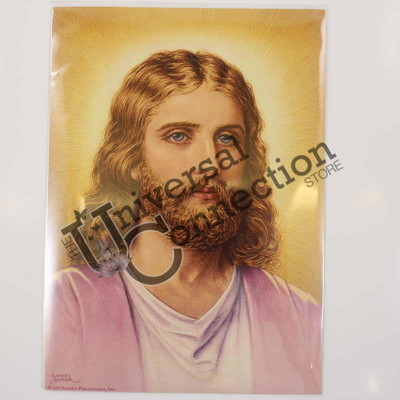 Jesus Christ Altar Card