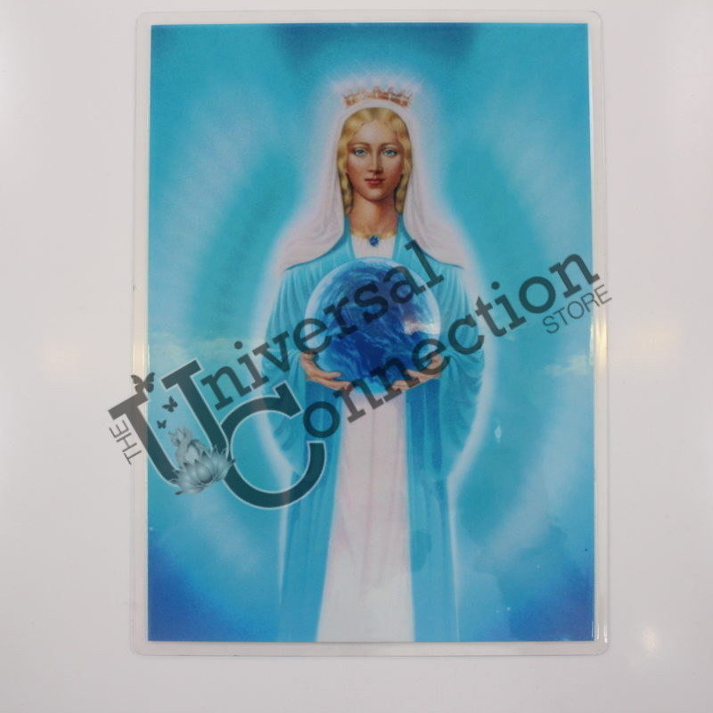 Mother Mary Altar Card