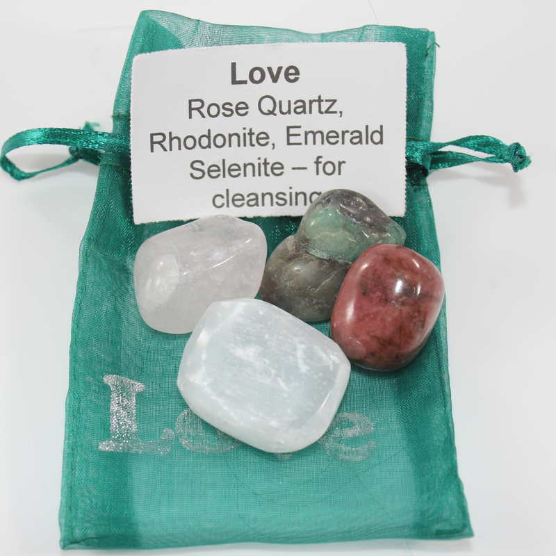 Crystal Intention Kit - Love