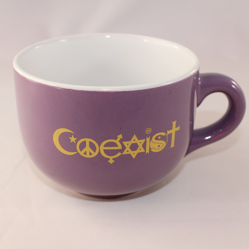 Coexist Coffee Mug