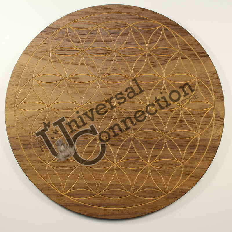Flower of Life Bamboo Grid