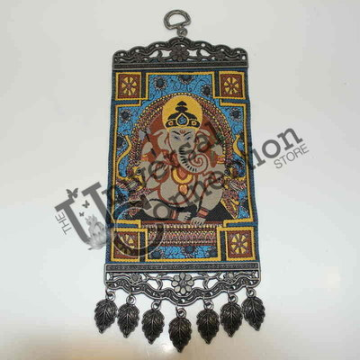 Ganesh Hanging Wall Carpet