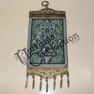 Hand of Fatime Hanging Wall Carpet