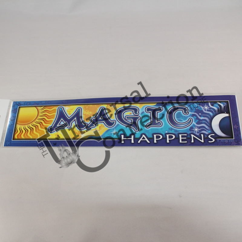Magic Happens Sticker