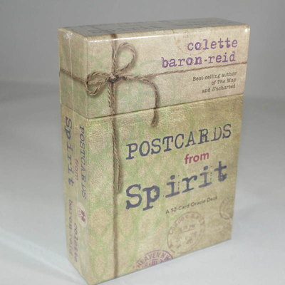 Postcards from Spirit Cards