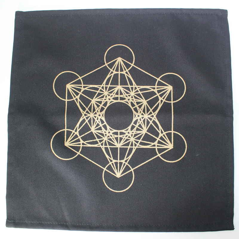 Metatrons Cube Gridding Mat