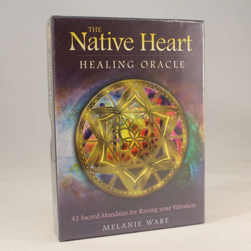 The Native Heart  Healing Oracle Cards