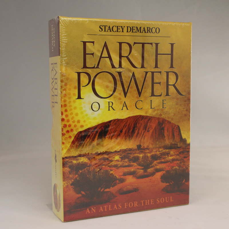Earth Power Oracle Cards