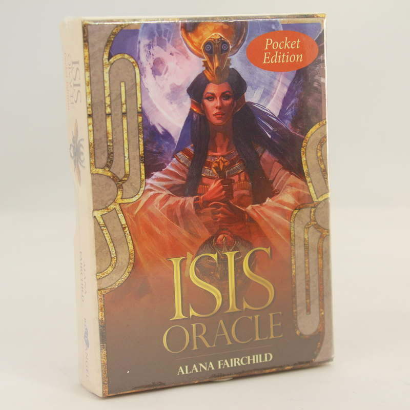 Isis (Pocket) Oracle Cards