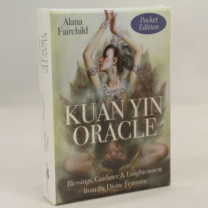Kuan Yin Pocket Oracle Cards