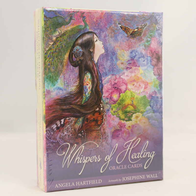 Whisper of Healing Oracle Cards
