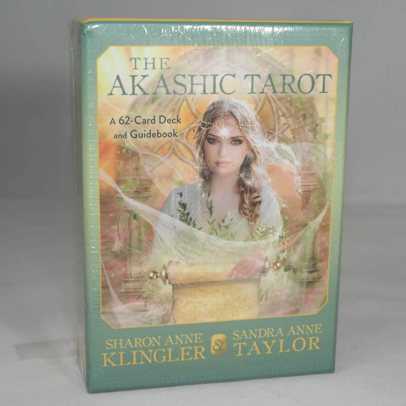 The Akashic Tarot Cards