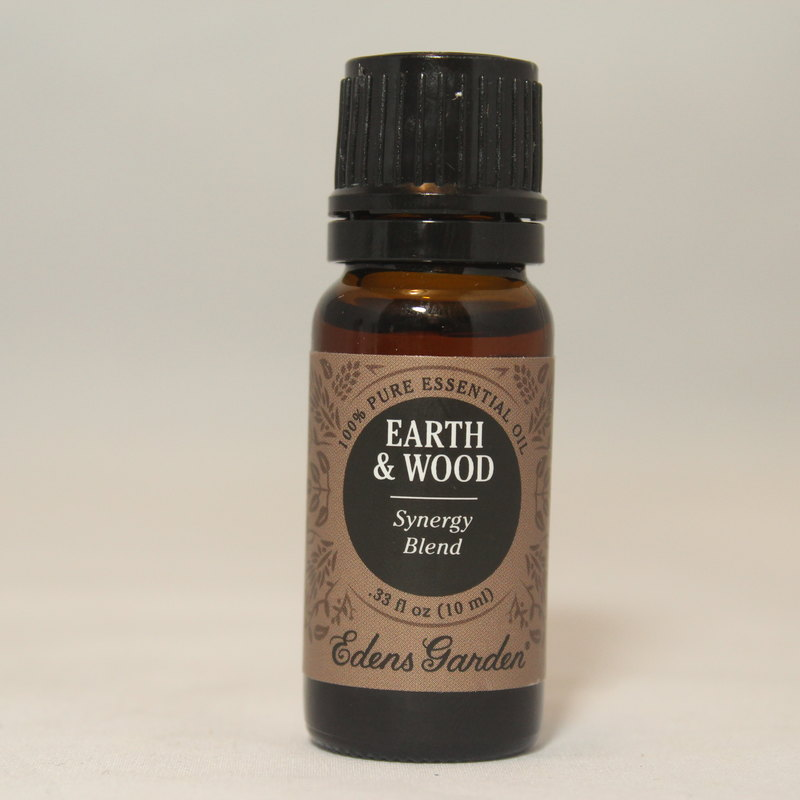 Earth and Wood Essential Oil Blend