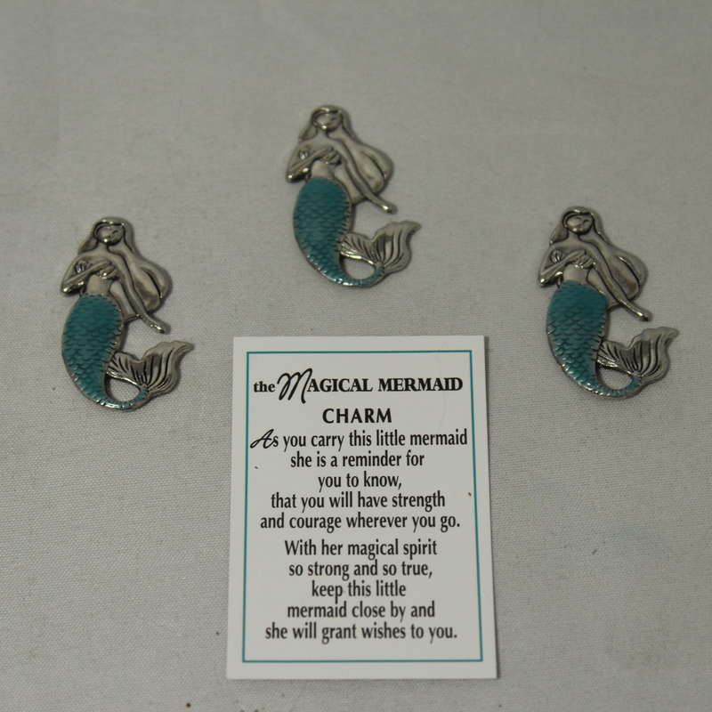 Mermaid Charms