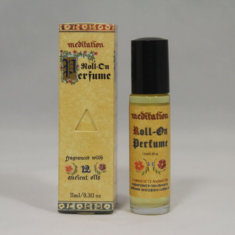 Meditation Oil - Perfume Roll-On 11ml