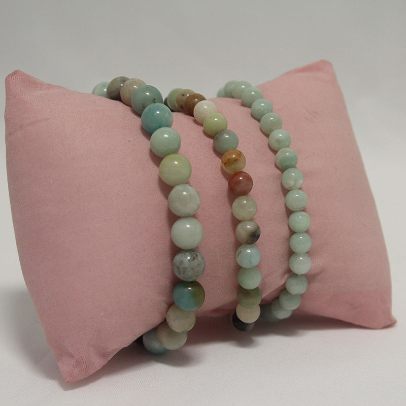 Amazonite Stretchy Bracelet