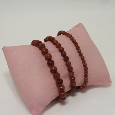 Goldstone Stretchy Bracelet