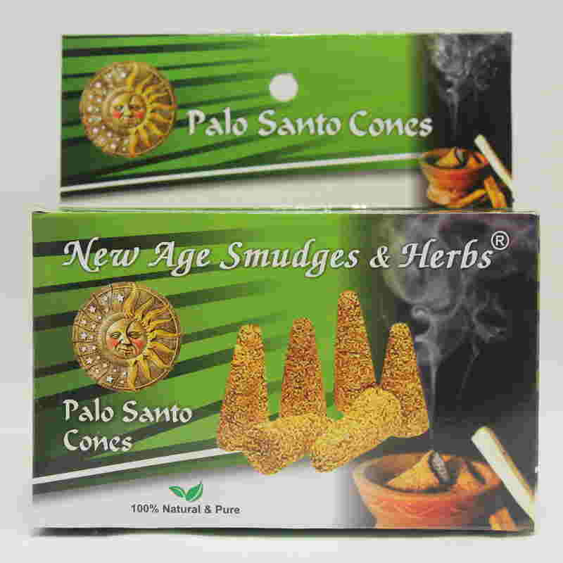 Palo Santo Incense Cones - New Age