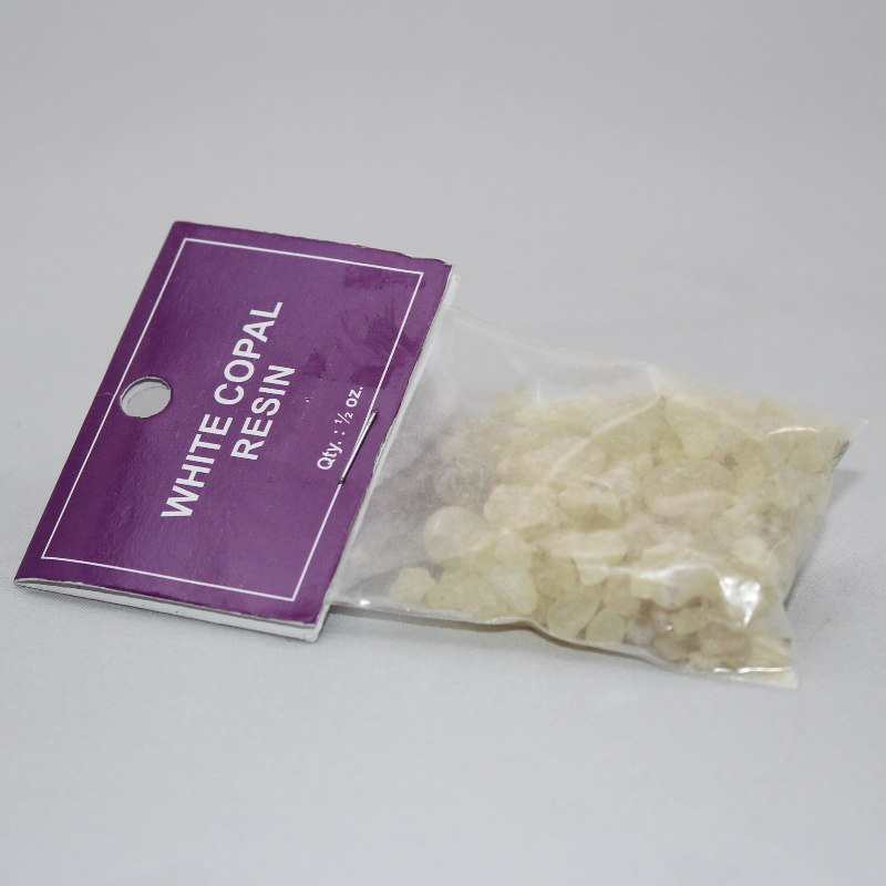 White Copal Resin - 1/2 oz
