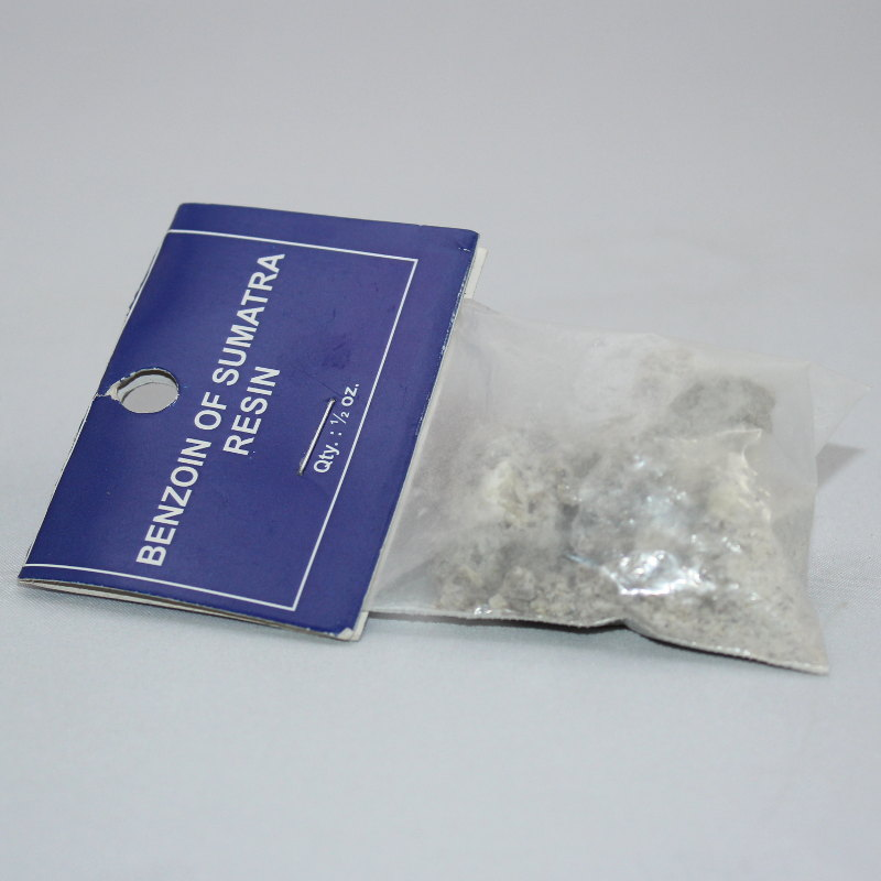 Benzoin of Sumatra Resin - 1/2 oz
