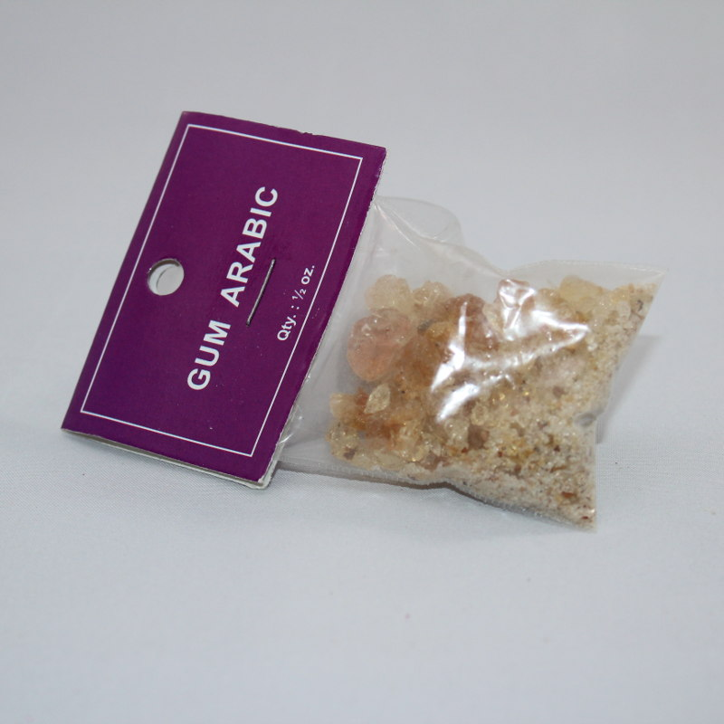 Gum Arabic Resin - 1/2 oz