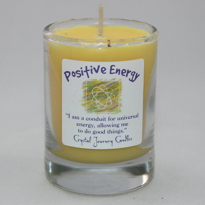 Positive Energy - Herbal Magic Votive Jar
