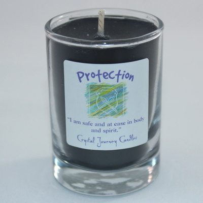 Protection - Herbal Magic Votive Jar