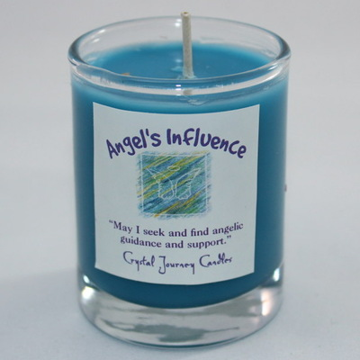 Angels Influence - Herbal Magic Votive Jar