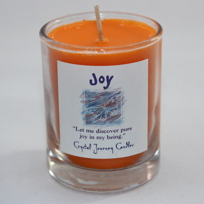 Joy - Herbal Magic Votive Jar