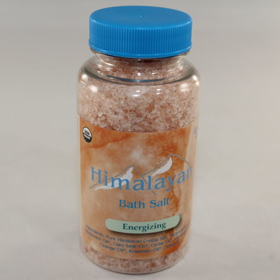Himalayan Bath Salt - Energizing - 6oz