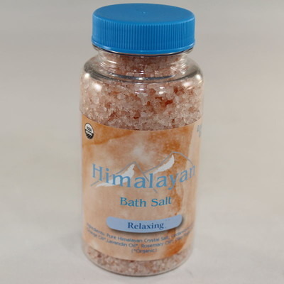 Himalayan Bath Salt - Relaxing - 6oz