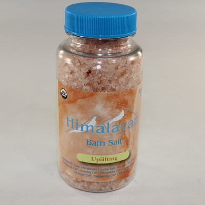 Himalayan Bath Salt - Uplifting - 6oz