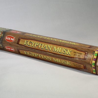 Egyptian Musk Incense Sticks - HEM