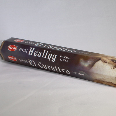 Divine Healing Incense Sticks - HEM