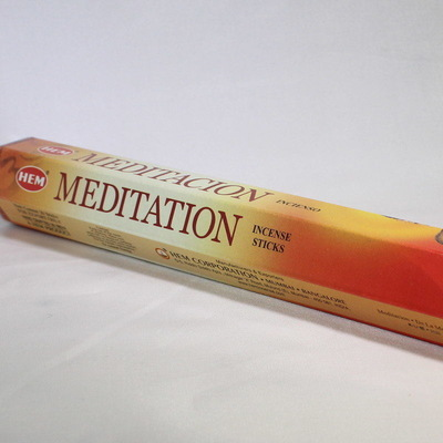 Meditation Incense Sticks - HEM
