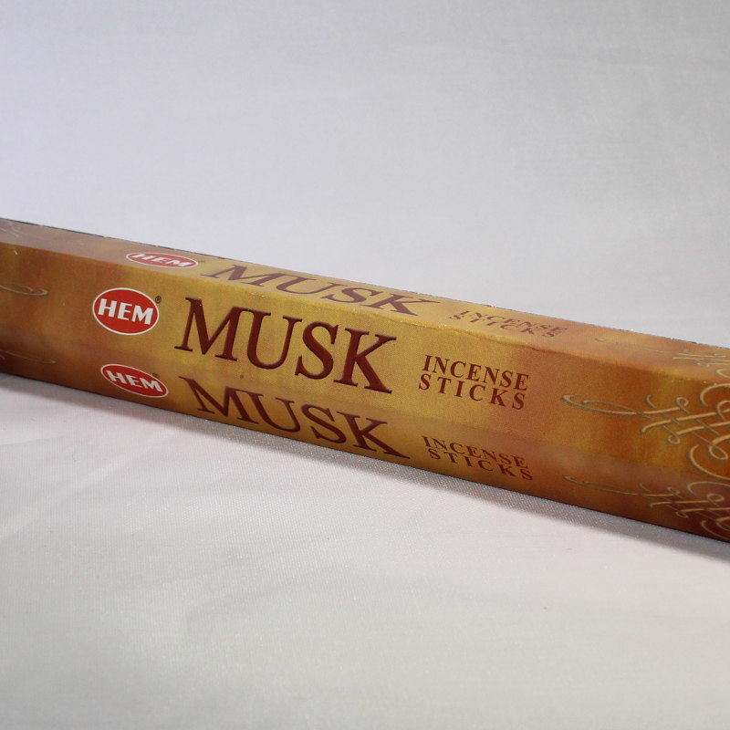 Musk Incense Sticks - HEM