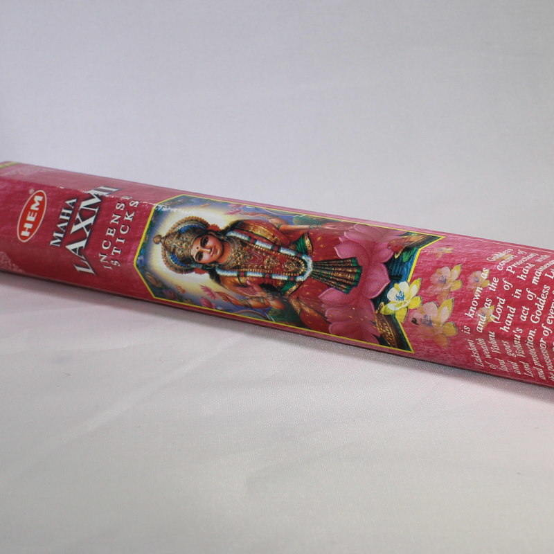 Maha Laxmii Incense Sticks - HEM